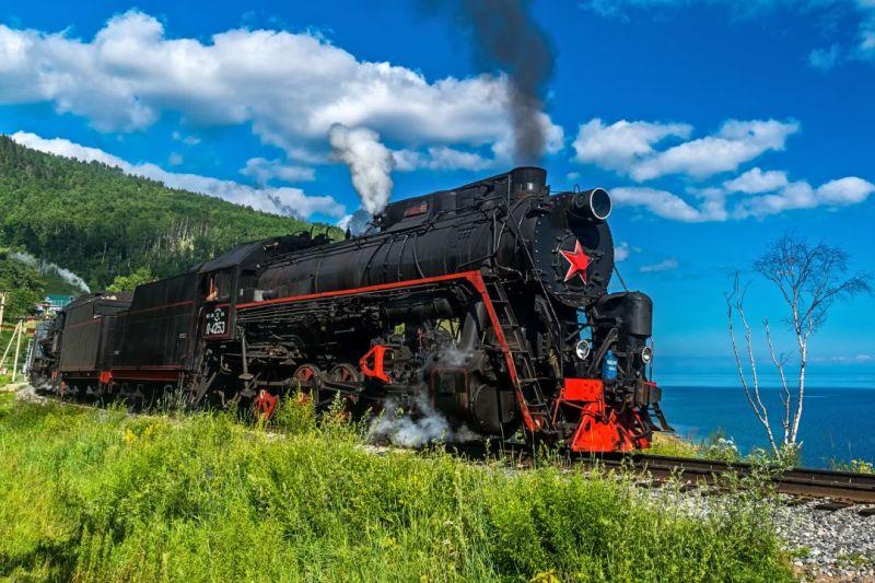 Reiseangebote Transsibirische Eisenbahn