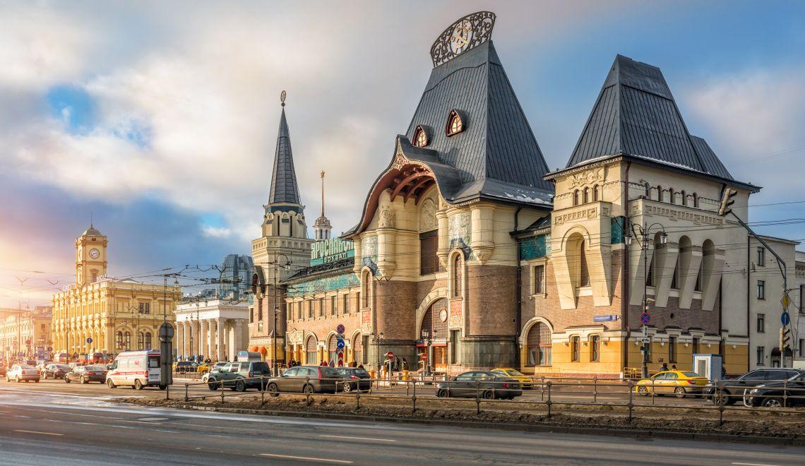 Jaroslawler Bahnhof