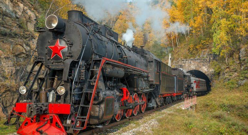 Transsib Moskau - Wladiwostok