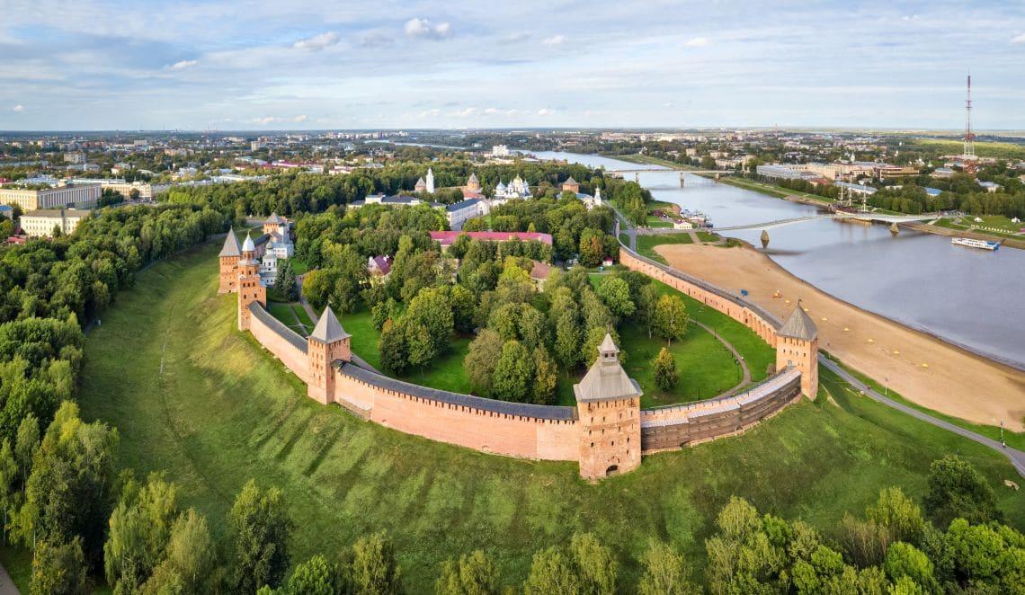 Welikij Nowgorod. Kreml