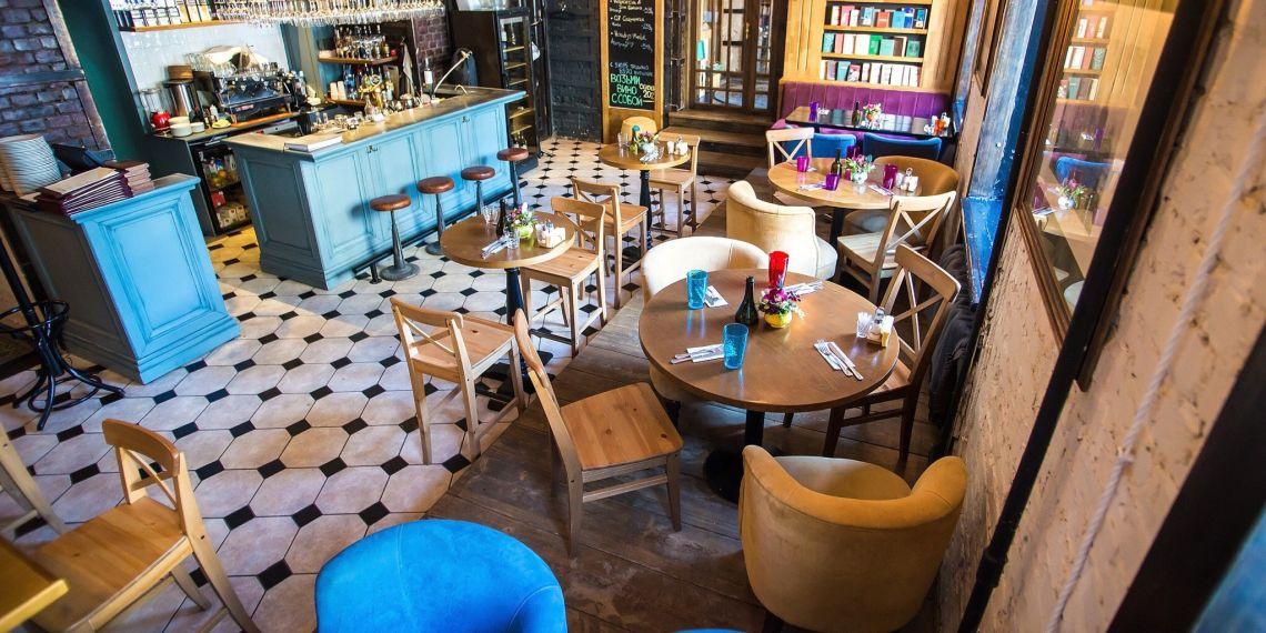 Restaurant Biblioteka