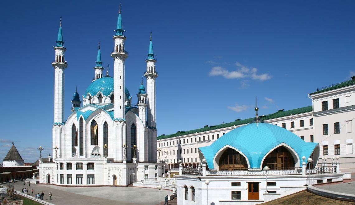 Kul-Scharif-Moschee in Kasan