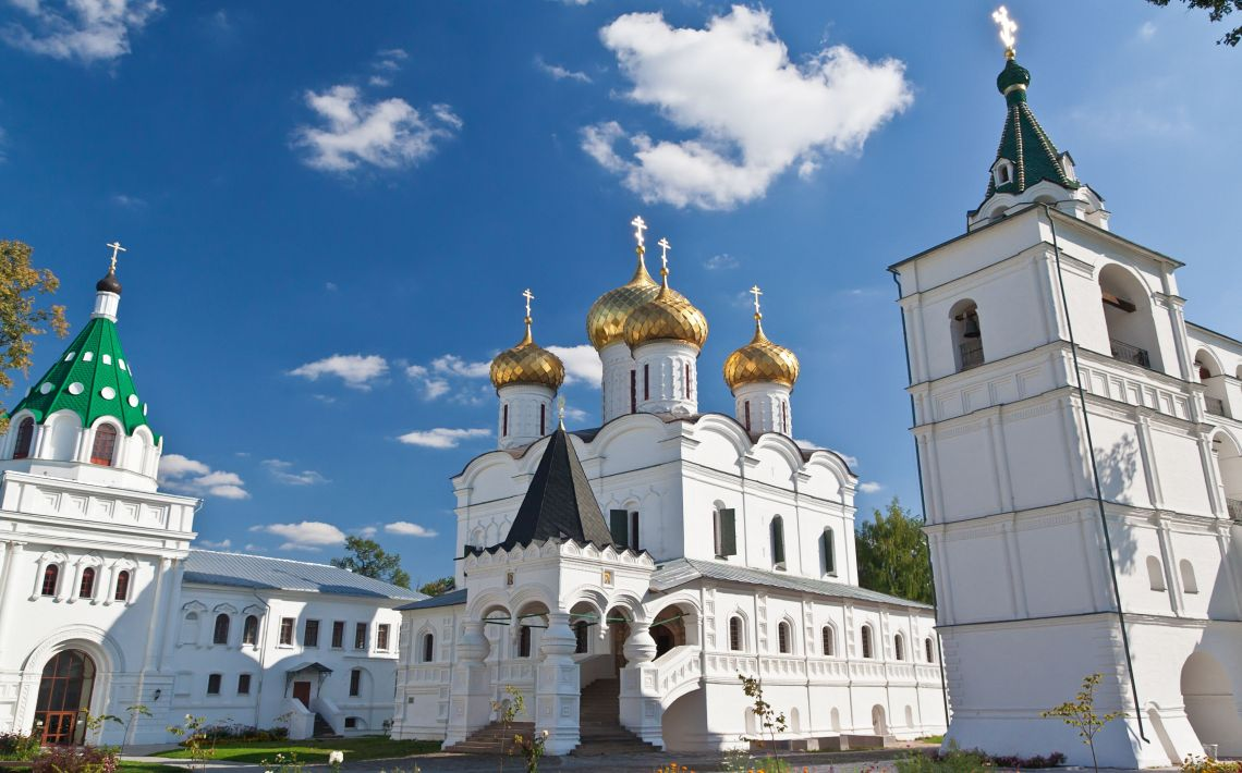 Die schönsten Orte Russlands in nur sechs Tagen