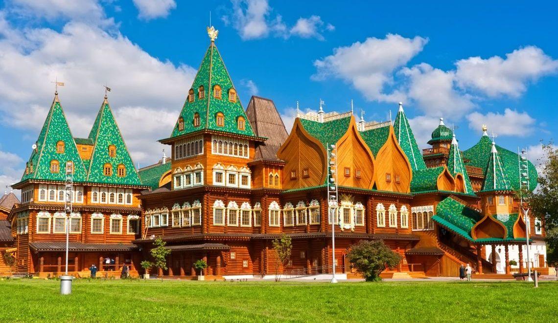 Das Freilichtmuseum Kolomenskoje