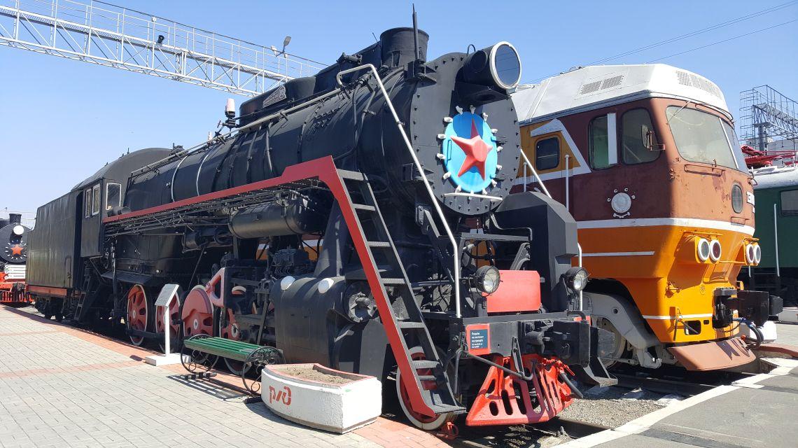 Museum für Eisenbahntechnik