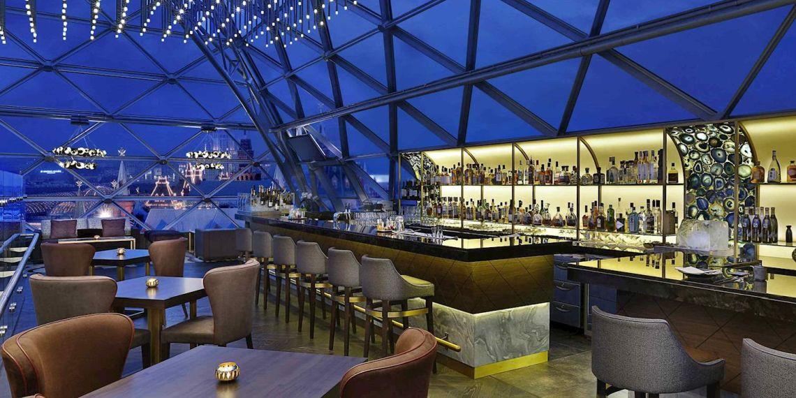 Restaurant O2 Lounge