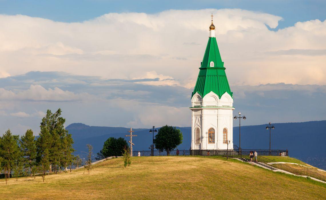 Paraskeva-Pjatniza Kapelle