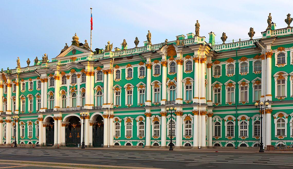 St. Petersburg. Der Winterpalast