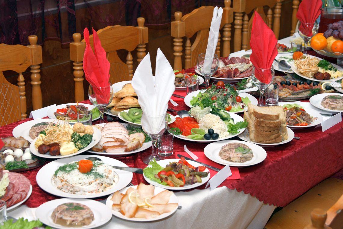 Russisches Essen