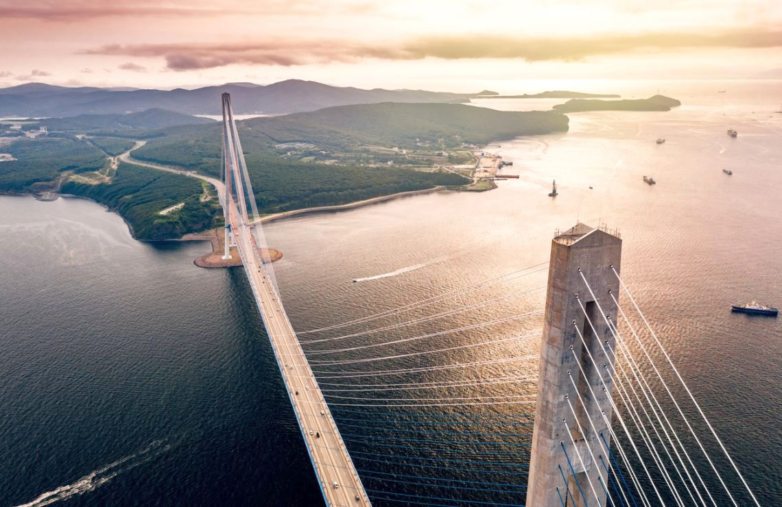 Russki-Brücke
