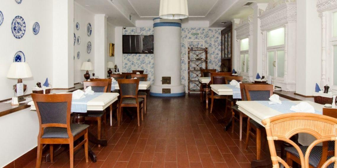Restaurant Trapeznikov
