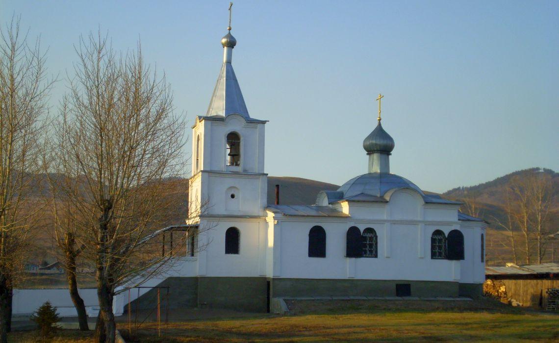 Altorthodoxe Kirche in Tarbagatai