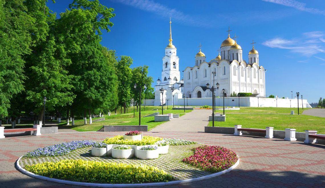Mariä-Entschlafens-Kathedrale in Wladimir