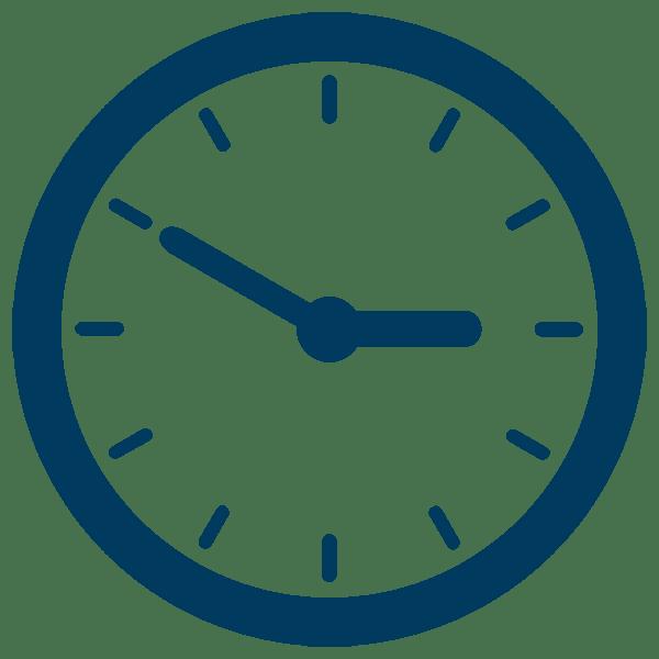 Die Zeitunterschiede