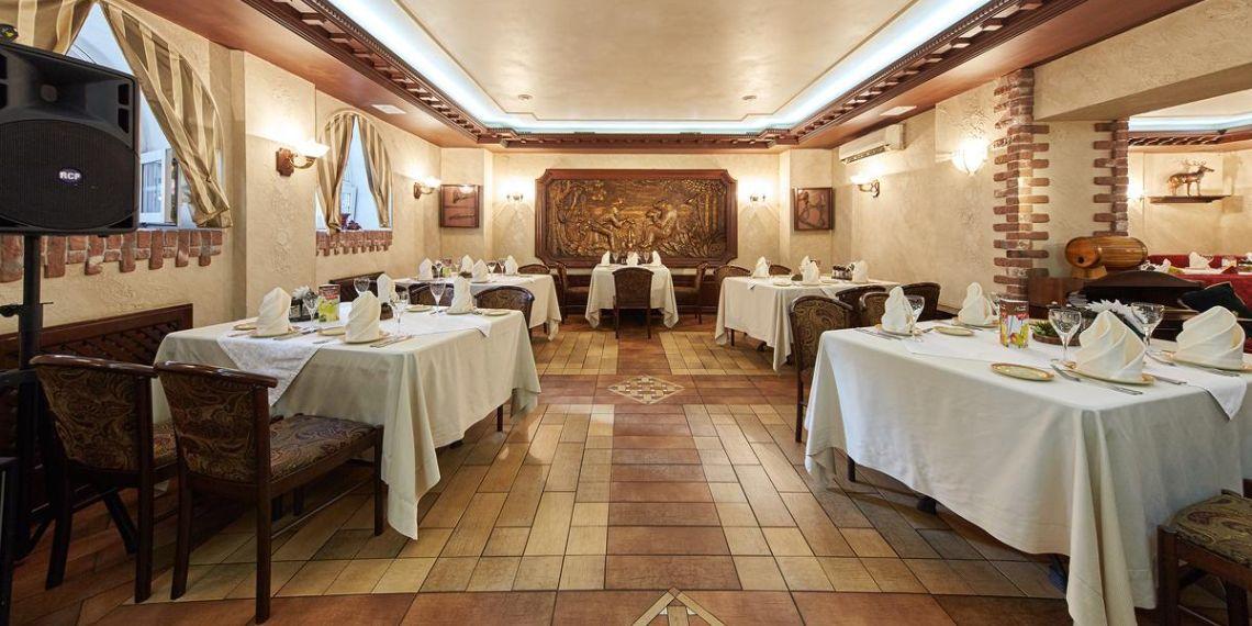 Restaurant Ohotnikov