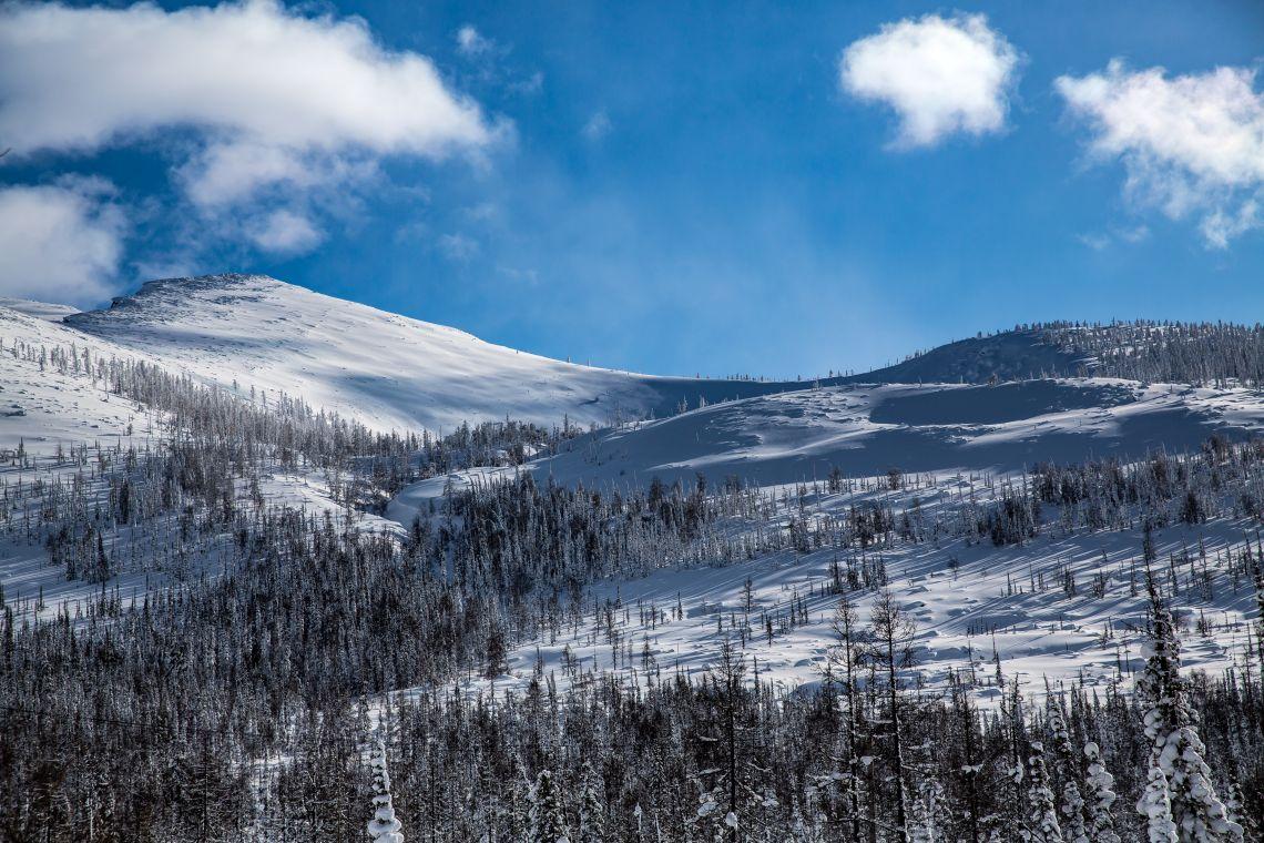 Ostsibirisches Bergland