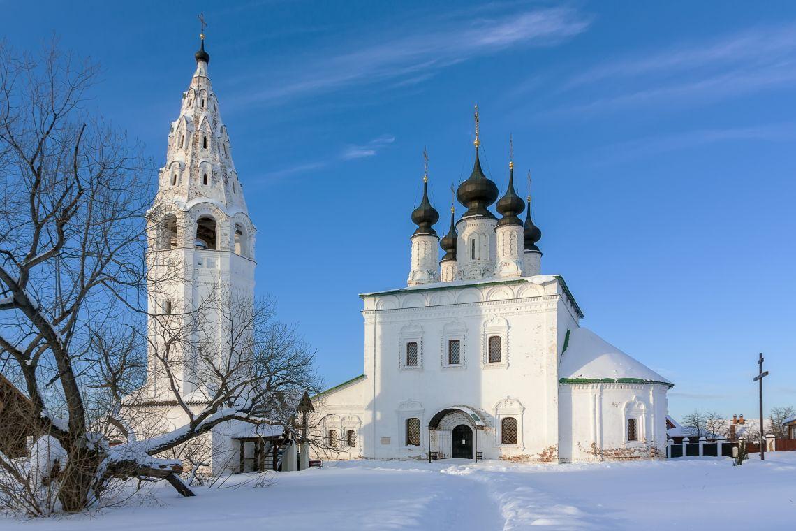 Susdal. Alexander-Kloster