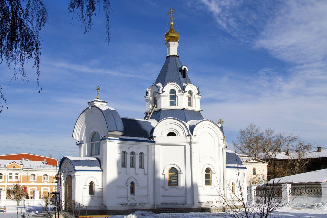 Orthodoxe Kirche in Ulan-Ude
