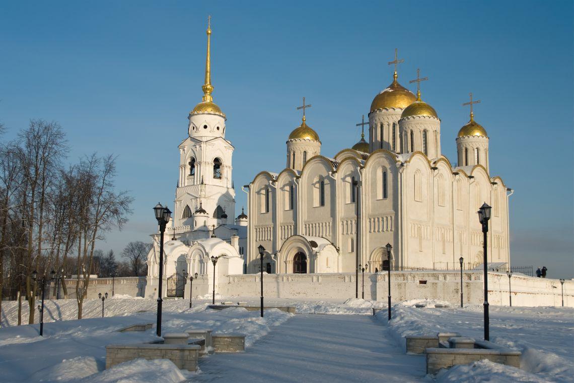 Wladimir. Mariä-Entschlafens-Kathedrale